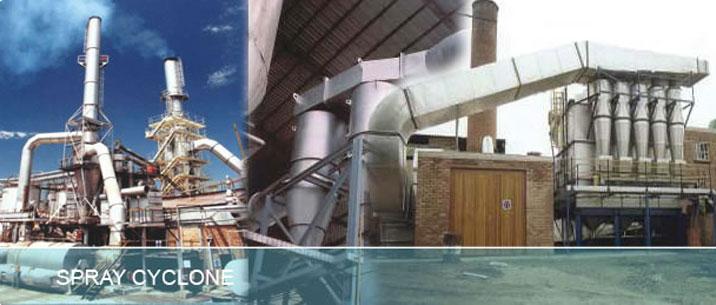 Spray Cyclone | Nikhil Technochem Pvt Ltd  Kanpur - Sales