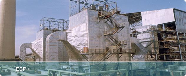 Electrostatic Precipitators Nikhil Technochem Pvt Ltd